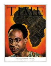TIME Magazine Biography--Kwame Nkrumah