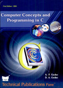 Computer Concepts and Programming in C PDF