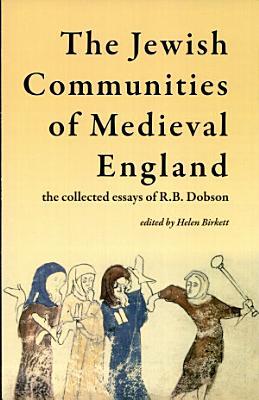 The Jewish Communities of Medieval England PDF