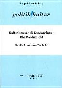Kulturlandschaft Deutschland PDF