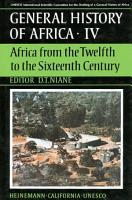 Africa from the Twelfth to the Sixteenth Century PDF