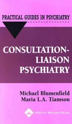 Consultation liaison Psychiatry