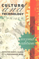Culture and Technology PDF