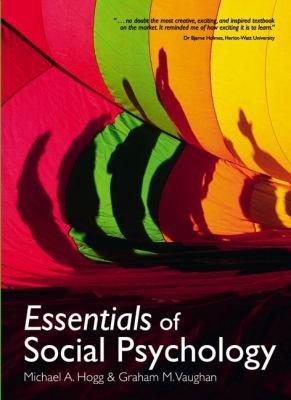 Essentials of Social Psychology PDF