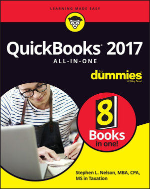 QuickBooks 2017 All In One For Dummies