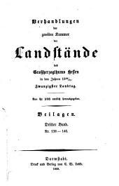 Verhandlungen der Zweiten Kammer der Landstände des Großherzogthums Hessen: 1869/71,[12]