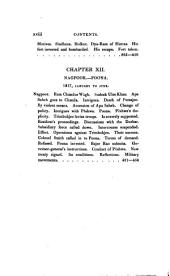 History of the Political and Military Transactions in India During the Administration of the Marquess of Hastings, 1813-1823: Volume 1