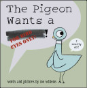 The Pigeon Wants a Puppy  Book