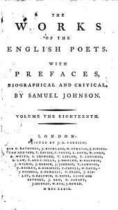 The Works of the English Poets: With Prefaces, Biographical and Critical, Volume 18, Page 2