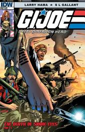 G.I. Joe: A Real American Hero #212: The Death of Snake Eyes: Part 1