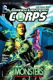 Green Lantern Corps (2011-) #21