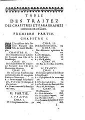 Histoire générale des isles de S. Christophe, de la Guadeloupe, de la Martinique et autres dans l'Amérique ...