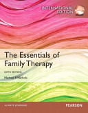 The Essentials of Family Therapy Book