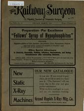 The Railway Surgeon: Volume 8, Issue 10