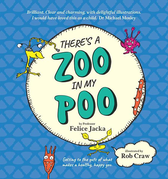 Download There s A Zoo in My Poo Book