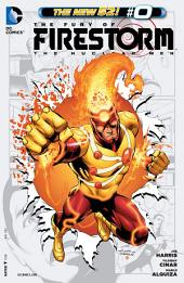 The Fury of Firestorm: The Nuclear Men (2012-) #0