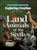 Exploring Creation with Zoology 3 Book