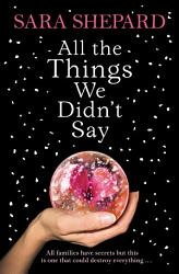 All The Things We Didn T Say Book PDF
