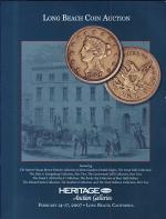 Heritage Long Beach Signature Coin Auction