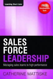 Sales Force Leadership