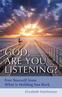 God  Are You Listening  PDF