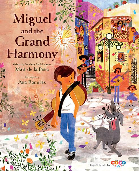 Download Coco  Miguel and the Grand Harmony Book