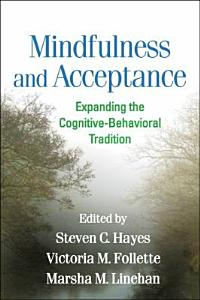 Mindfulness and Acceptance Book