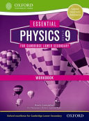 Science for Cambridge Secondary 1  Stage 9 Physics Workbook PDF