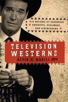 Television Westerns PDF