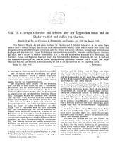 Inner-Afrika nach dem Stande der geographischen Kenntniss in den Jahren 1861 bis 1863