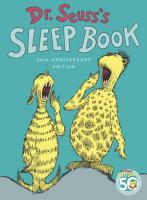 Dr  Seuss s Sleep Book PDF