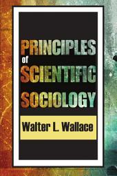 Principles of Scientific Sociology