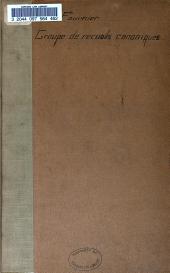 Un groupe de recueils canoniques inédits du Xe siècle