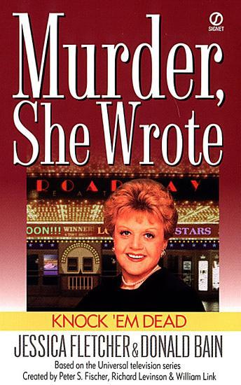 Murder  She Wrote  Knock em Dead PDF