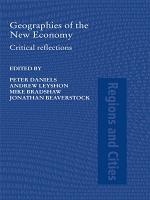 Geographies of the New Economy PDF