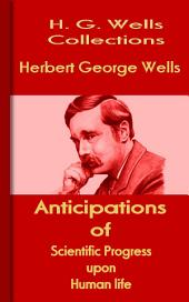 Anticipations: H. G. Wells Collections