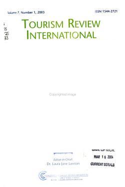 Tourism Review International PDF
