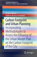 Carbon Footprint and Urban Planning PDF