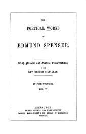 Poetical Works: Volume 5