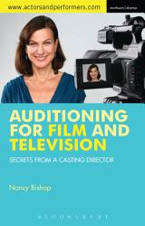 Auditioning For Film And Television Book PDF