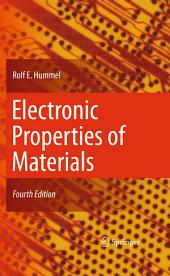 Electronic Properties of Materials: Edition 4