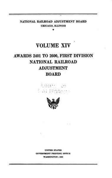 Download Awards Book