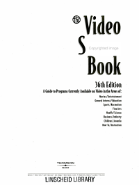 Video Source Book PDF