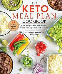 The Keto Meal Plan Cookbook Book PDF