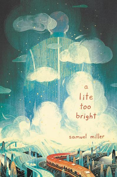 Download A Lite Too Bright Book