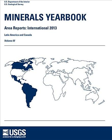 MINERALS YEARBOOK AREA REPORTS PDF