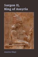 Sargon II  King of Assyria PDF