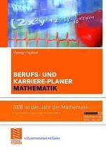 Berufs  und Karriere Planer Mathematik PDF
