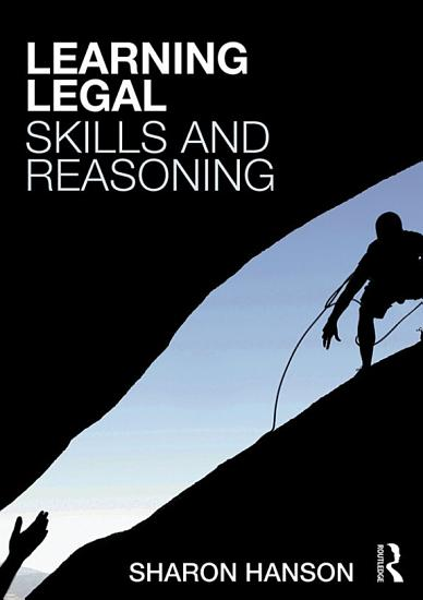 Learning Legal Skills and Reasoning PDF