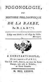 Pogonologie ou histoire philosophique de la barbe